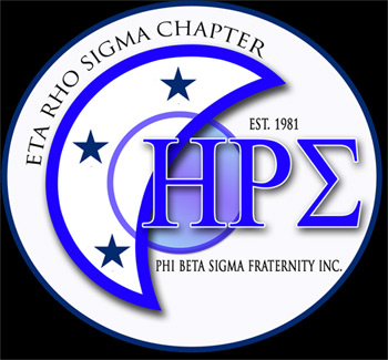 Eta Rho Sigma Chapter Logo