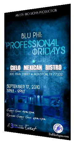 Professional Fridays - Flyer Design